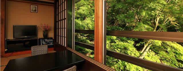 宿泊案内|2種の天然温泉を1度に楽しめる宿 押立温泉 住吉館 【公式サイト】 (4233)
