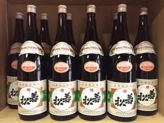 ●商品一覧 - 那賀酒造有限会社  旭 若松 (4493)