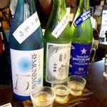 日本酒スタンディングバー 菅原酒店 - 広瀬通/日本酒バー [食べログ] (4872)