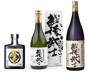 越後さむらい46度 | 玉川酒造株式会社 (5218)