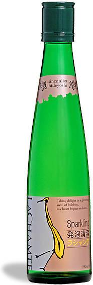 発泡清酒 スパークリング ラシャンテ-Sparkling LACHAMTE- (5227)
