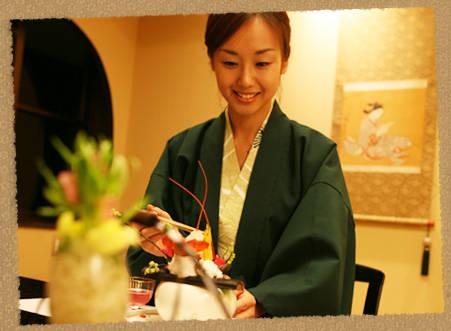 伊勢海老や鮑など海の幸が楽しめる旅館 【旅荘 海の蝶】|お料理へのこだわり (5233)