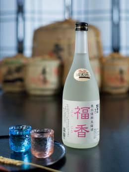 特別純米 東北復興支援酒「 福香」 720ml 世嬉の一の清酒(地酒) 世嬉の一酒造 (5271)