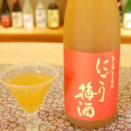 とろとろの にごり梅酒 | 池亀酒造オンラインショップ (5290)