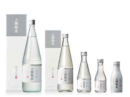 上善如水|白瀧酒造 株式会社 (5544)