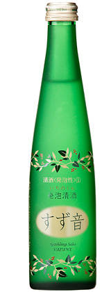 一ノ蔵 発泡清酒 すず音(すずね) (5600)