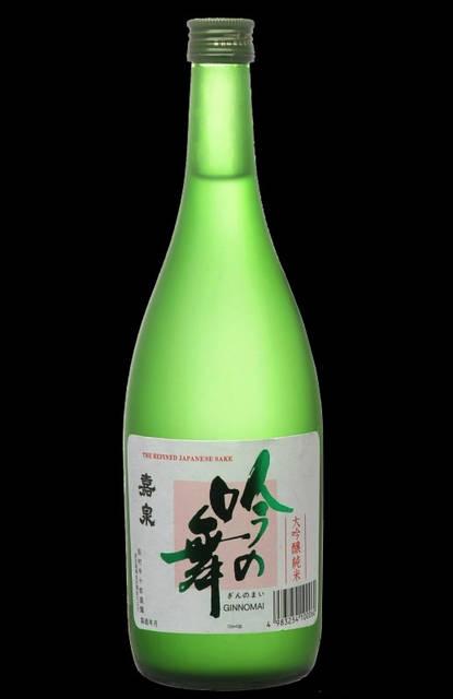 吟の舞(純米大吟醸酒) | 田村酒造場(東京都福生市・嘉泉) (5707)