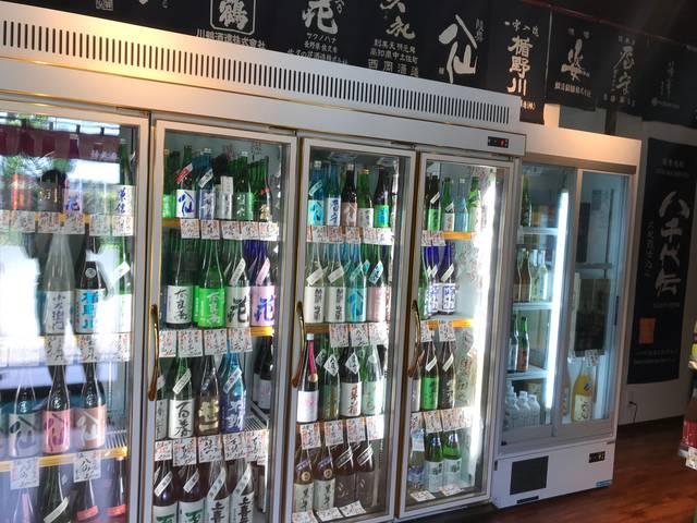 冷蔵庫内ほぼ全て生酒である