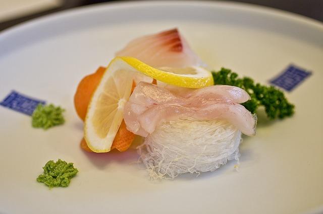 Free photo: Sashimi, Wasabi, Lemon, Plate - Free Image on Pixabay - 621864 (43)