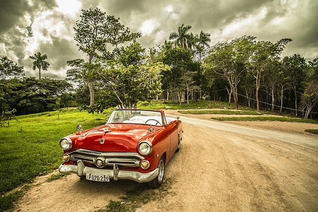 Free photo: Cuba, Old Car, Forest, Red, Sepia - Free Image on Pixabay - 1197800 (1062)