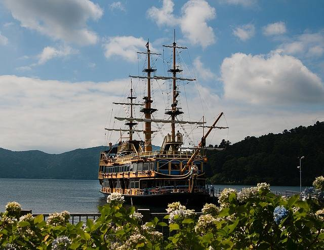 Free photo: Pirate, Boat, Hakone, Mountain - Free Image on Pixabay - 1207149 (2757)