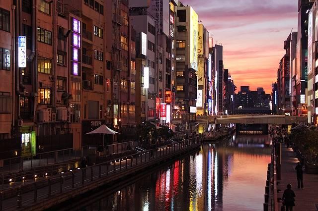 Free photo: Evening, Sunset, Building, Shopping - Free Image on Pixabay - 1736715 (2889)