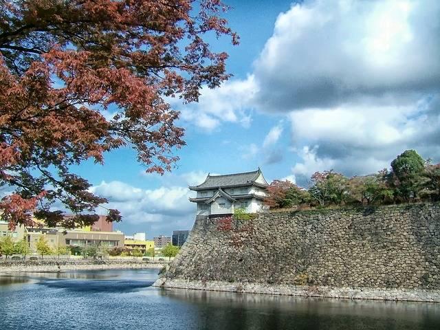 Free photo: Osaka Castle, Japan, Landmark - Free Image on Pixabay - 190516 (2890)