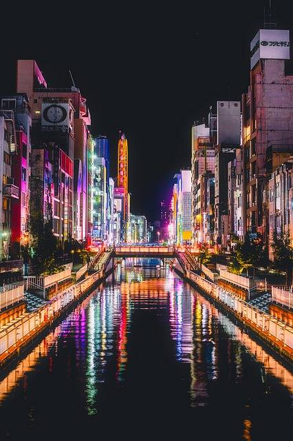 Free photo: Osaka, Japan, Hdr, City, Urban - Free Image on Pixabay - 2225441 (2893)