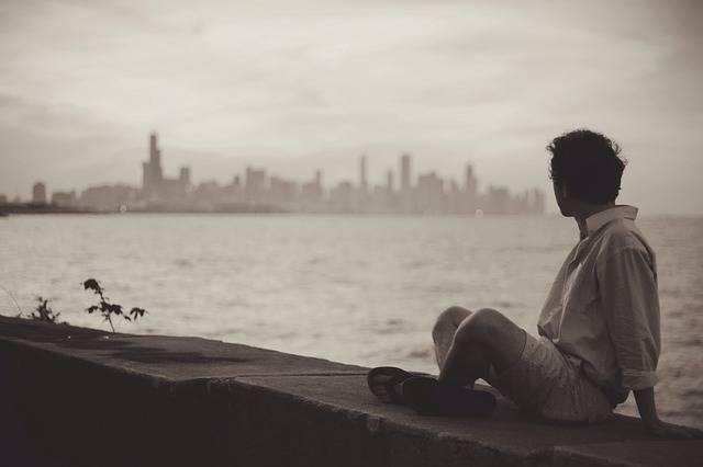 Seaside Man Sitting · Free photo on Pixabay (69)