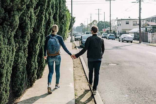 Couple Holding Hands Walking · Free photo on Pixabay (366)