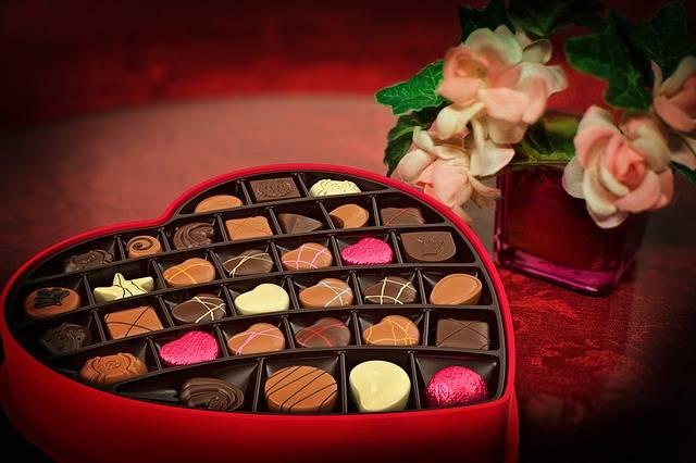 Valentine'S Day Chocolates Candy · Free photo on Pixabay (940)
