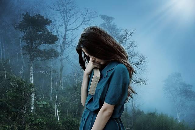 Girl Sadness Loneliness · Free photo on Pixabay (1506)