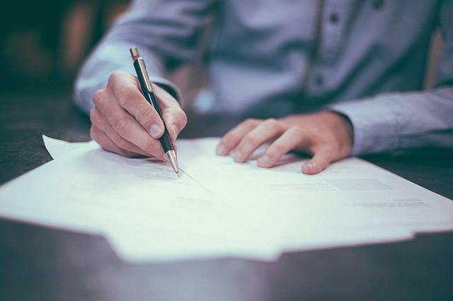 Writing Pen Man · Free photo on Pixabay (2172)