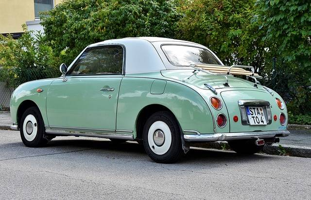 Nissan Figaro Auto · Free photo on Pixabay (3892)