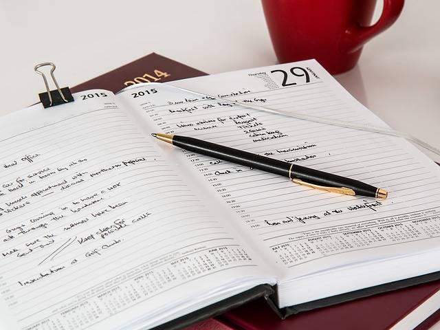 Diary Journal Pen · Free photo on Pixabay (4142)