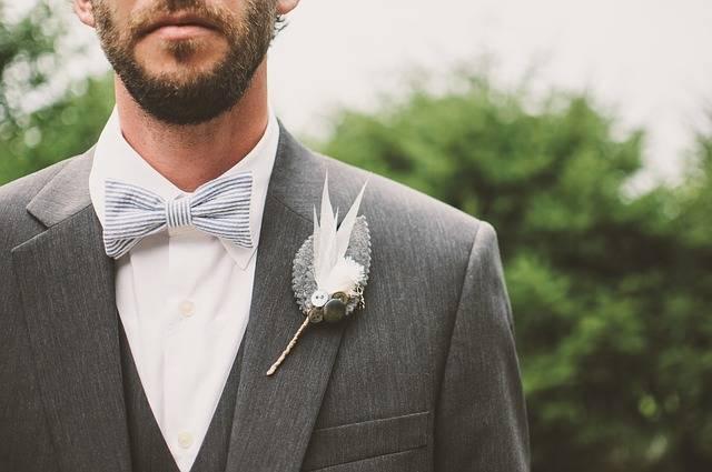 Beard Bow Tie Brooch · Free photo on Pixabay (4774)