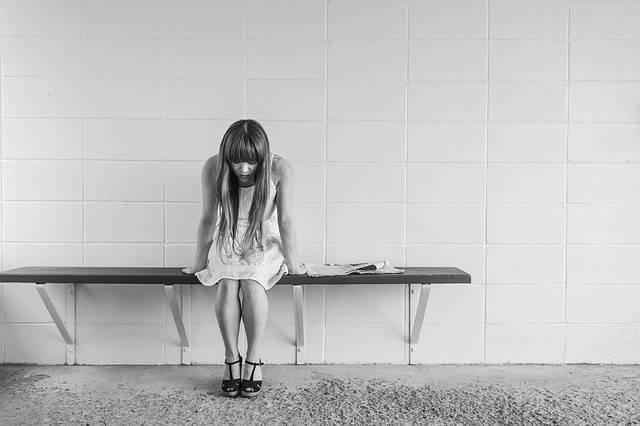 Worried Girl Woman Waiting - Free photo on Pixabay (7420)