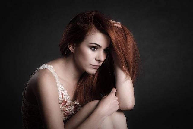 Girl Woman Depression I Feel Sorry - Free photo on Pixabay (7488)