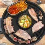 サムギョプサルやおかずが食べ放題♡話題のお店「엉터리생고기(オントリセンコギ)」♪
