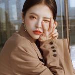 韓国女子の春のコーデを参考に!ロングコートからショートジャケットにチェンジしよう☆