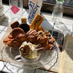 """香港式ワッフルが美味しい韓国カフェ""""ミッドレベル""""♡"""