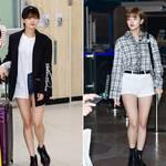 スラッと伸びる脚が美しい♡ショートパンツが似合う韓国アイドル特集☆