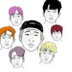 今では幻となってしまった・・・BTSグクの兄が描く「BTSメンバーイラスト作品」が話題♡♡