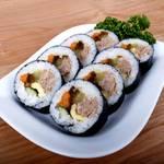 お花見の季節に大活躍☆お家で簡単に作れる韓国式海苔巻き(キンパ)レシピ♪