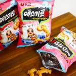 韓国で大人気の「ロブスターお菓子」4種類をレビューしてみた♪