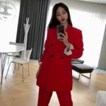 韓国スターたちの春のジャケットファッション♡♡