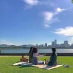 """ピクニックにも散歩にもおすすめ♪天気のいい日はソウル""""漢江(ハンガン)""""へ行こう☆"""