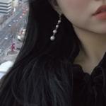"""韓国女子が伝授する♡顔の型④タイプ別""""似合うピアス""""☆"""