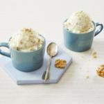 韓国人も注目する健康食品クルミで作る「クルミ餅アイスクリーム」レシピ☆