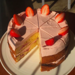 美味しい&見た目も抜群のケーキが話題の韓国カフェ「바닐라키친(バニラキッチン)」♡