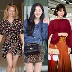 【空港ファッション】韓国セレブの春のトレンド空港ファッションが魅力的♡