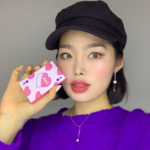 韓国で話題のトランプパレットを使った『春デートメイク法』♡