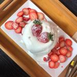 フルーツたっぷりのスフレパンケーキが美味しい弘大の「858カフェ」をご紹介♫