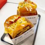 ✩韓国人気店攻略✩学生に人気のサンドイッチ「EGG DROP」の売れ筋メニューランキング♪