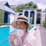 ソンミやIU…ファッションは誰に学ぶ?韓国芸能人に学ぶ「パターン柄アイテムコーデ」♡