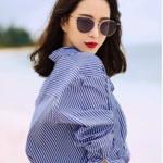 夏までに揃えたい!韓国スター愛用のおしゃれサングラスを参考に♡