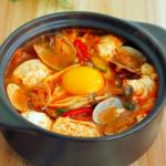辛味が食欲をそそる絶品韓国料理!「あさりスンドゥブチゲ」の黄金レシピ♡♡