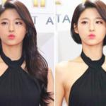 長年ロングヘアだった韓国女性芸能人達のタンバルモリ合成写真が素敵♡