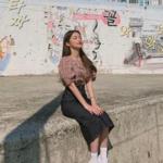 """韓国風ファッションに挑戦!""""ロングスカート""""を使った超簡単コーデ♡♪"""