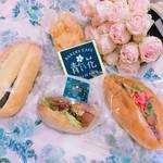 ソウルにある日本人オーナーのパン屋さん♡「青い鳥」と「青い花」って???